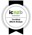 Certified (Black Badge) - Small PNG